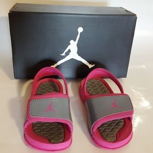 d4f96ee02454c Jordan Sandals & Flip Flops for Kids | Poshmark